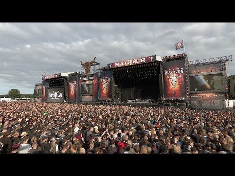 """Status Quo """"Down Down"""" (Live At Wacken 2017) - """"Down Down & Dirty At Wacken"""" out August 17th"""
