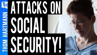 Stopping the Attacks on Social Security