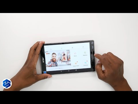 ASUS ZenPad 8 (Z380M) Android Tablet Review