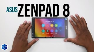 ASUS ZenPad 8 (Z380M) Android Tablet Bewertung