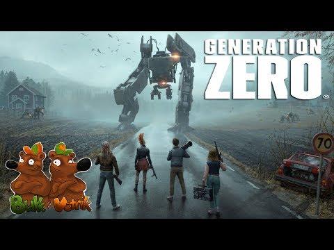 Generation Zero - Robotí mašinérie
