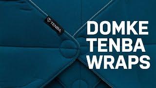 Comparing Domke and Tenba Camera Wraps