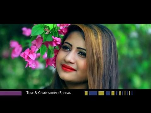 Download Megh Balika | মেঘ বালিকা | Shohag | Mahi | Official Music Video | New Song 2018 HD Mp4 3GP Video and MP3