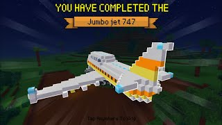 Gambar cover Block Craft 3D : Building Simulator Games For Free Gameplay#364 (iOS & Android) | Jumbo Jet 747
