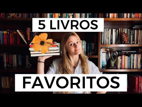 5 DOS MEUS LIVROS FAVORITOS | Laura Brand