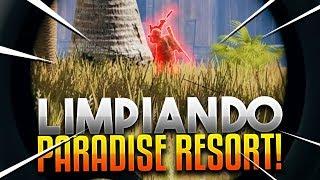 ¡LIMPIANDO PARADISE RESORT! PLAYERUNKNOWN