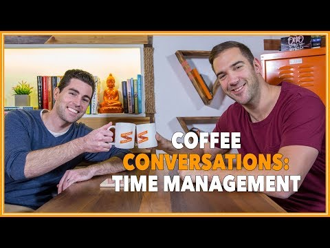 Coffee Conversations Ultimate Sports Strategies for Time Management Lewis Howes and Matt Cesaratto