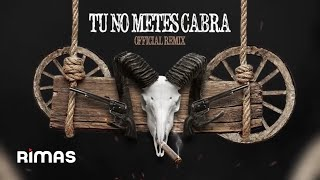 Tu No Metes Cabra (Remix) - Anuel AA (Video)