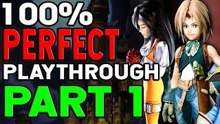 Final Fantasy IX 100% Playthrough Part 1 The Journey Begins