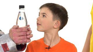 Nirējs pudelē