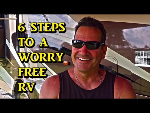 Worry Free RV on the Road, life style tips.