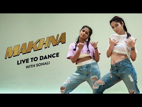 Makhna - Drive   Dance Choreography   LivetoDance with Sonali
