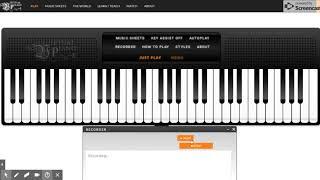 how to play virtual piano online - मुफ्त ऑनलाइन