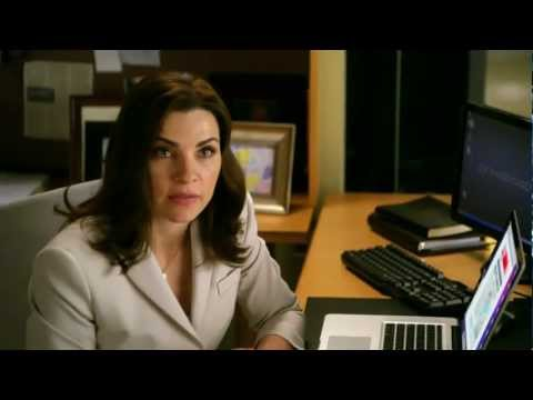 The Good Wife Season 3 (Promo)