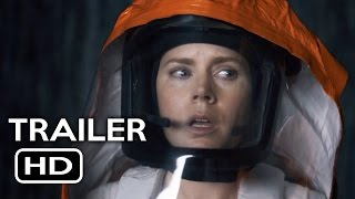 Arrival Official Teaser Trailer 1 2016 Amy Adams Jeremy Renner SciFi Movie HD