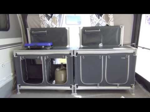 Moducamp Campingschrank System Westfield Outdoors im Test