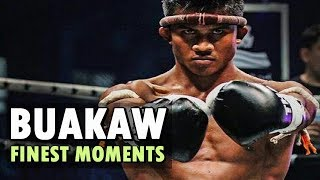 Buakaw's Finest Moments (Knockouts & Highlights) | Muaythai/Kickboxing