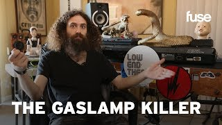 The Gaslamp Killer's Vinyl Collection - Crate Diggers