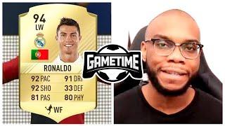 FIFA 17 Throwback | Buffon FIFA and PES Evolution | FIFA 20 Penalties | GameTime Episode 11