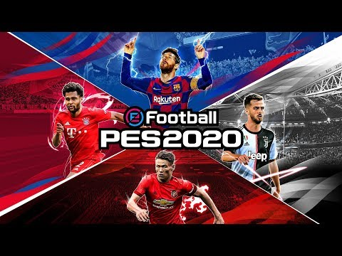 eFootball PES 2020 Mobile Launch Trailer