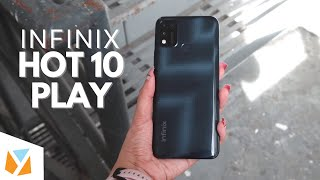 Infinix Hot 10 Play Review - Upgraded Version