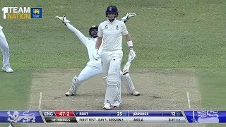 Day 1 Highlights: England tour of Sri Lanka 1st Test at Galle