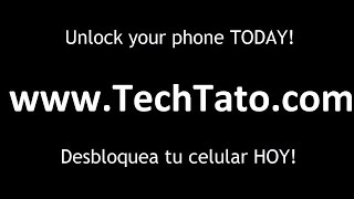How to unlock any phone HTC in the World (Ex. Cricket USA HTC 626s) @ TechTato.com
