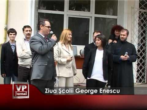 Ziua Scolii George Enescu