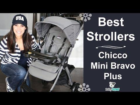 Chicco Mini Bravo Plus Stroller Review
