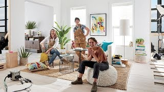 Crate And Barrel: She Makes Us Crate
