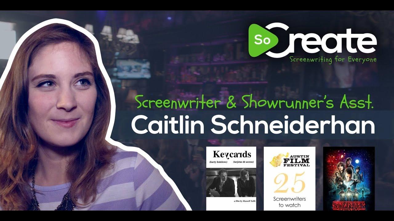 'Stranger Things' Showrunner's Assistant Explains Other Jobs for Aspiring Screenwriters