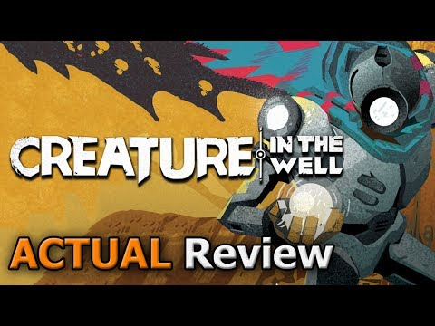 Creature in the Well (ACTUAL Game Review) video thumbnail