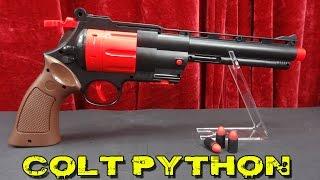 """COLT PYTHON REVOLVER KAL. 44 DART BLASTER"" -THE WALKING DEAD"