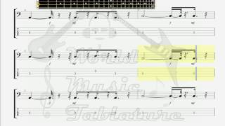 Cranberries   The Icicle Melts BASS GUITAR TAB