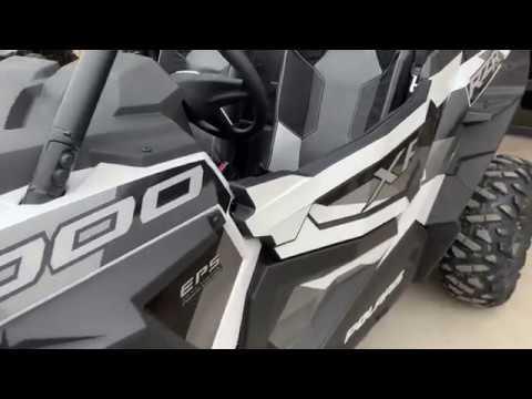 2019 Polaris RZR XP 1000 Ride Command in Marshall, Texas - Video 1
