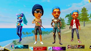 New Fun Mode Big Head|| Free fire tricks and tips || free fire fun match|| Run gaming