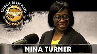 The Breakfast Club - Nina Turner On Strengthening The Democratic Party, Her New Podcast, Bernie Sanders + More