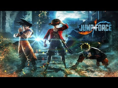 JUMP Force - E3 2018 Gameplay PART 1