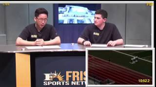 Frisco Sports Network Live Stream - Track & Field 2019