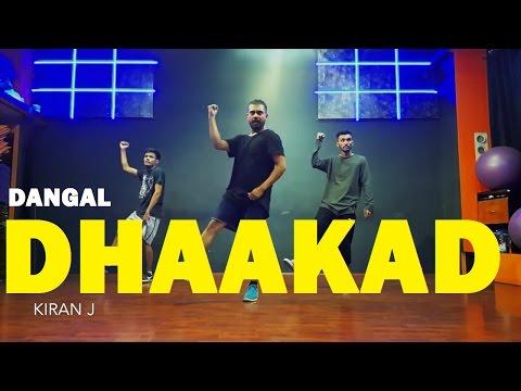 Dhaakad 💪  | Dangal | Bollyswag | Urban | Dance video | KiranJ | DancePeople Studios.