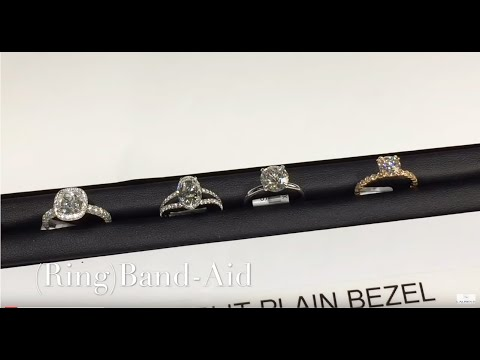 Engagement Ring Band Styles Tutorial:  Live Show #10: