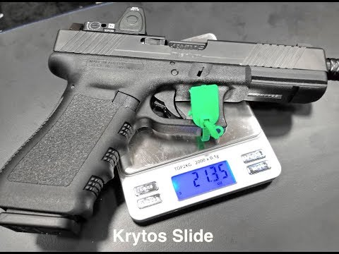 Reduce Your Carry Gun Weight By 25%