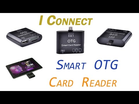 [Hindi – हिन्दी] I Connect Smart OTG Card Reader Review