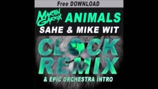 Animals (Onderkoffer Orchestral Intro Remix)Vs Botnek Edit (Martin Garrix Mashup)