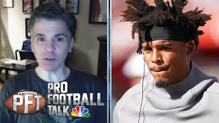 New England Patriots take leap of faith in signing Cam Newton   Pro Football Talk   NBC Sports