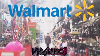 I'M A WALMART TERRORIST?! (APRIL FOOLS DAY PRANKS!!!!!!)