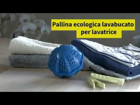 Palline Di Ceramica Per Lavatrice.Pallina Ecologica Lava Bucato Per Lavatrice Dmail