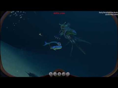 subnautica sea dragon leviathan how to avoid