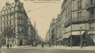 Yves Montand - Faubourg Saint-Martin (HQ)