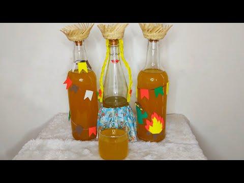 Licor de Maracujá Tradicional